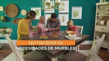 Ashley HomeStore TV Spot, 'Aquí para servir' [Spanish] - Thumbnail 2