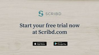 Scribd TV Spot, 'The World's Most Fascinating Library' - Thumbnail 8