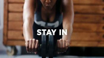 Michelob Ultra TV Spot, 'Stay In. Stay Active: Show Off Our Strength'
