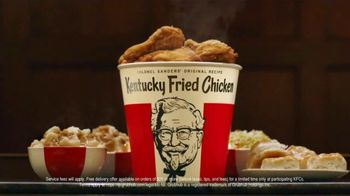 KFC TV Spot, 'Sunday Dinner: Free Delivery' - Thumbnail 9