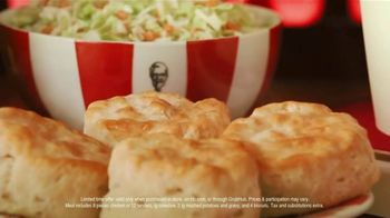 KFC TV Spot, 'Sunday Dinner: Free Delivery' - Thumbnail 8