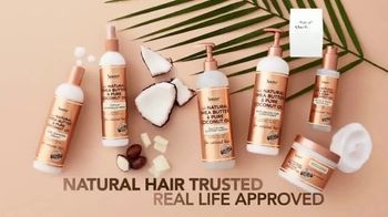 Suave Professionals With Shea Butter & Pure Coconut Oil TV Spot, 'Definition' - Thumbnail 9