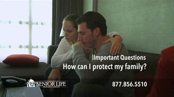 Senior Life Insurance Company TV Spot, 'Funeral Costs'