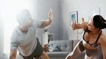 Michelob Ultra TV Spot, 'Stay In. Stay Active: Working Out at Home' - Thumbnail 6