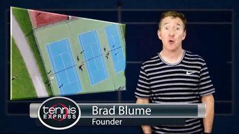 Tennis Express TV Spot, 'Back On the Court' - Thumbnail 1