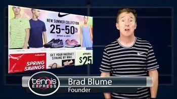 Tennis Express TV Spot, 'Back On the Court' - Thumbnail 5