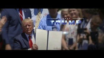 Donald J. Trump for President TV Spot, 'American Comeback' - Thumbnail 1