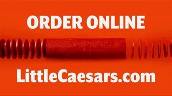 Little Caesars Pizza Customer Appreciation Days TV Spot, 'Mondays in May' - Thumbnail 3