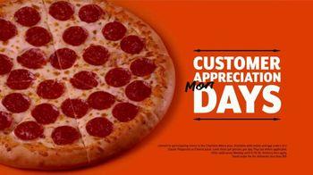 Little Caesars Pizza Customer Appreciation Days TV Spot, 'Mondays in May' - Thumbnail 5