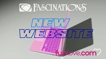 Fascinations TV Spot, 'New Website' - Thumbnail 2