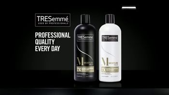 TRESemmé Moisture Rich TV Spot, 'Professional Quality at Home'