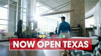 Rooms to Go TV Spot, 'Here for You: New Delivery Options' - Thumbnail 2