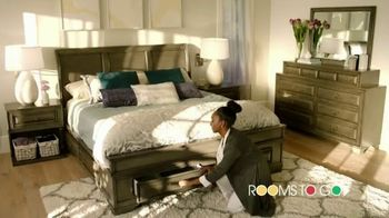 Rooms to Go TV Spot, 'Here for You: New Delivery Options' - Thumbnail 4