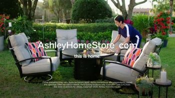 Ashley HomeStore Lowest Prices of the Season TV Spot, 'Beds, Outdoor Sets and More' - Thumbnail 10