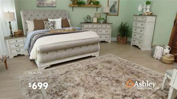 Ashley HomeStore Lowest Prices of the Season TV Spot, 'Beds, Outdoor Sets and More' - Thumbnail 6