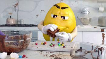 Fudge Brownie M&M's TV Spot, 'Genius' [Spanish]