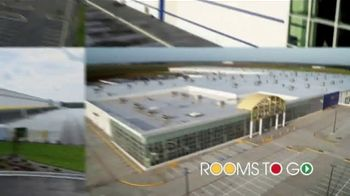 Rooms to Go TV Spot, 'Now Open and Ready to Deliver' - Thumbnail 1