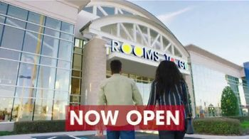 Rooms to Go TV Spot, 'Now Open and Ready to Deliver' - Thumbnail 3