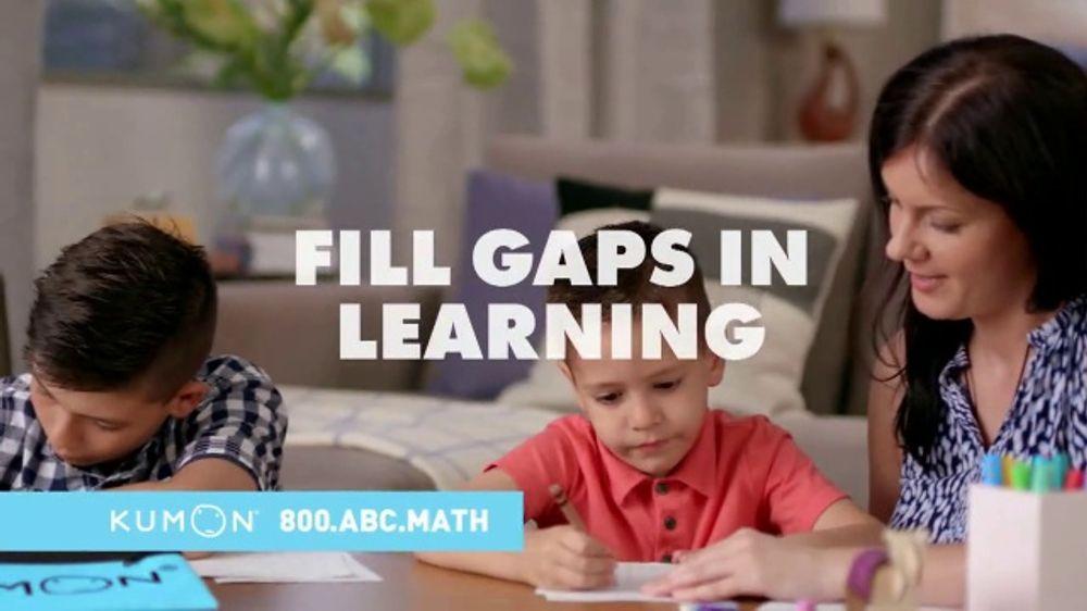 Kumon Worksheet-Based Program TV Commercial, 'Remote Learning'