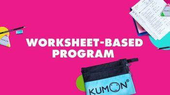 Kumon Worksheet-Based Program TV Spot, 'Remote Learning' - Thumbnail 4