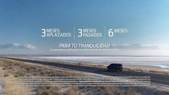 Ford TV Spot, 'Construida para dar una mano: vamos juntos' [Spanish] [T1] - Thumbnail 4