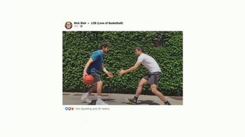 Facebook TV Spot, 'Love of Basketball' Song by Skee-Lo - Thumbnail 2