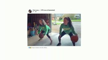 Facebook TV Spot, 'Love of Basketball' Song by Skee-Lo - Thumbnail 4