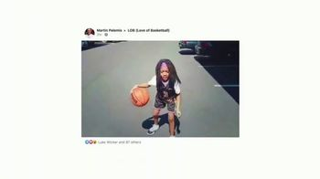 Facebook TV Spot, 'Love of Basketball' Song by Skee-Lo - Thumbnail 5