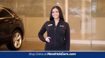 Hendrick Automotive Group TV Spot, \'Car Shopping Experience: Zero Percent Financing\'