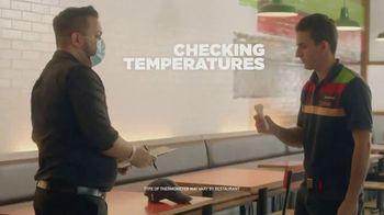 Burger King TV Spot, 'Updated Safety Procedures' - Thumbnail 4