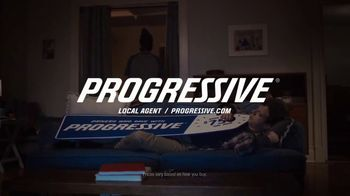 Progressive TV Spot, 'Sign Spinner: Sleeping' - Thumbnail 8
