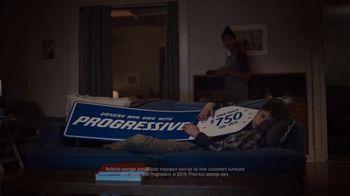 Progressive TV Spot, 'Sign Spinner: Sleeping' - Thumbnail 3