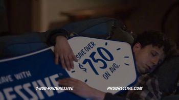 Progressive TV Spot, 'Sign Spinner: Sleeping' - Thumbnail 4