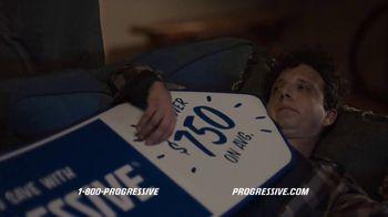 Progressive TV Spot, 'Sign Spinner: Sleeping' - Thumbnail 6