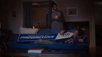 Progressive TV Spot, 'Sign Spinner: Sleeping' - Thumbnail 7