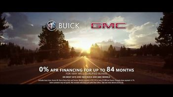 Buick & GMC TV Spot, 'We're Here to Help' Song by Our Many Stars [T1] - Thumbnail 3