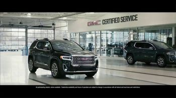 Buick & GMC TV Spot, 'We're Here to Help' Song by Our Many Stars [T1] - 1712 commercial airings