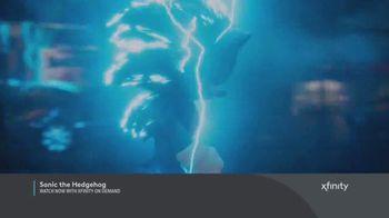 XFINITY On Demand TV Spot, 'Sonic the Hedgehog' Song by J.J. Fad - Thumbnail 2