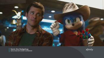 XFINITY On Demand TV Spot, 'Sonic the Hedgehog' Song by J.J. Fad - Thumbnail 4