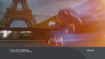 XFINITY On Demand TV Spot, 'Sonic the Hedgehog' Song by J.J. Fad - Thumbnail 6