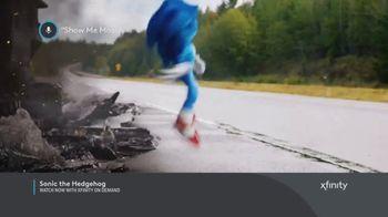 XFINITY On Demand TV Spot, 'Sonic the Hedgehog' Song by J.J. Fad - Thumbnail 8