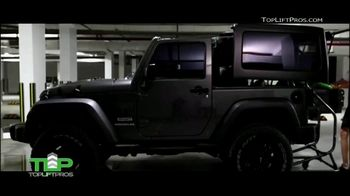 Top Lift Pros Jeep Hard Top Removal Tool TV Spot, 'No Hassle' - Thumbnail 8