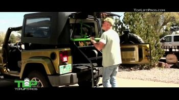 Top Lift Pros Jeep Hard Top Removal Tool TV Spot, 'No Hassle' - Thumbnail 5