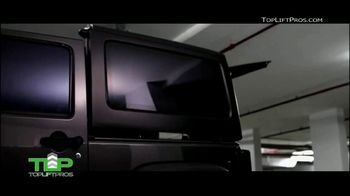 Top Lift Pros Jeep Hard Top Removal Tool TV Spot, 'No Hassle' - Thumbnail 7
