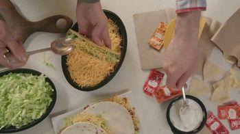 Taco Bell At Home Taco Bar TV Spot, 'Test Kitchen' - Thumbnail 3