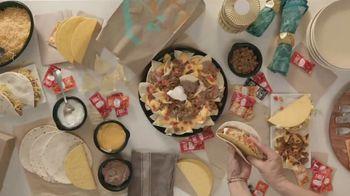 Taco Bell At Home Taco Bar TV Spot, 'Test Kitchen' - Thumbnail 4