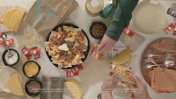 Taco Bell At Home Taco Bar TV Spot, 'Test Kitchen' - Thumbnail 5