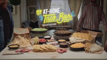 Taco Bell At Home Taco Bar TV Spot, 'Test Kitchen'