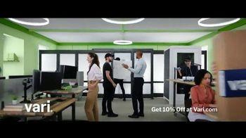 Vari TV Spot, 'Flexible Office Furniture: 10 Percent Off' - Thumbnail 5
