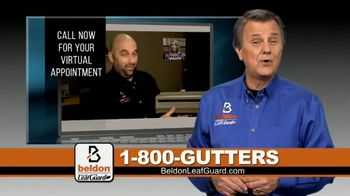 Beldon LeafGuard TV Spot, 'Eliminating Health Hazards: Free Leaf Blower' - Thumbnail 9